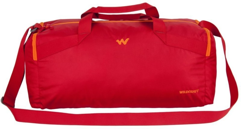 Wildcraft Wend M Red Travel Duffel Bag(Red)