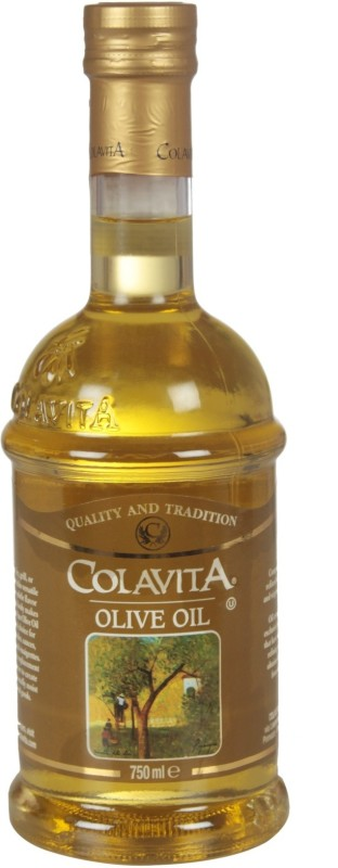 Colavita 100% Authentic Italian Naturally Pure Olive Oil 750 ml