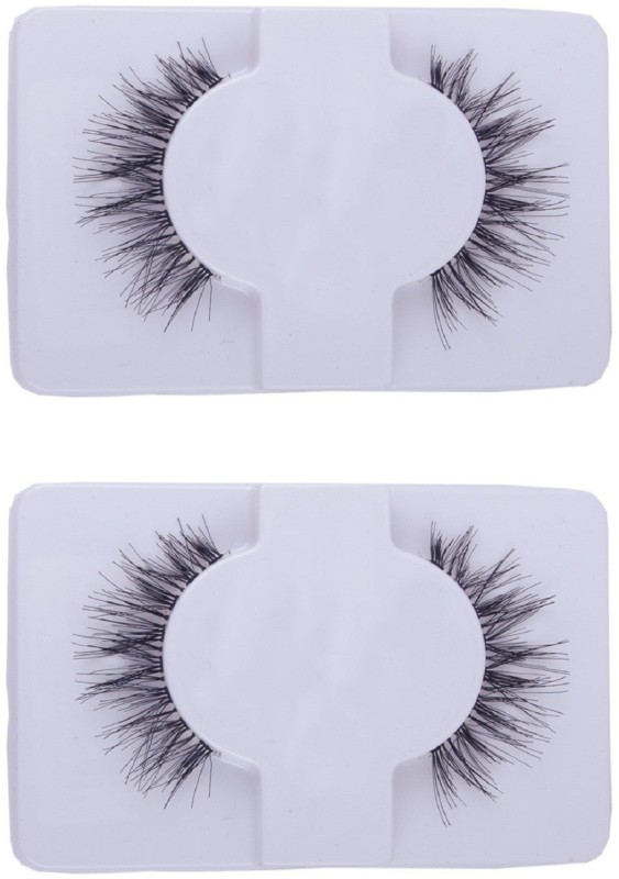Fully Charming Eye Lashes For Women | Eye Lashes For Face Makeup (Pack Of 2 Pair)(Pack of 4)