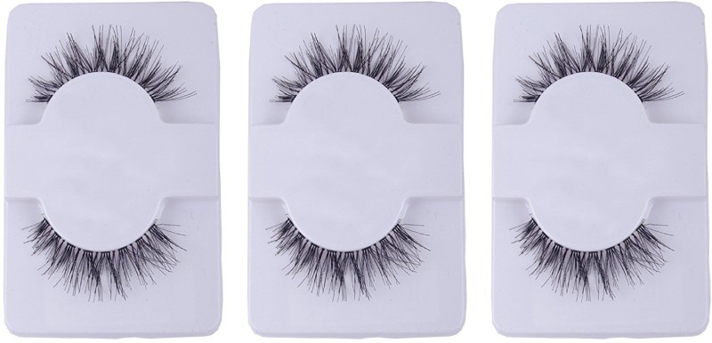 Majik Premium Quality Makeup Accessories For Party Makeup (Set Of 3 Pairs)(Pack of 6)