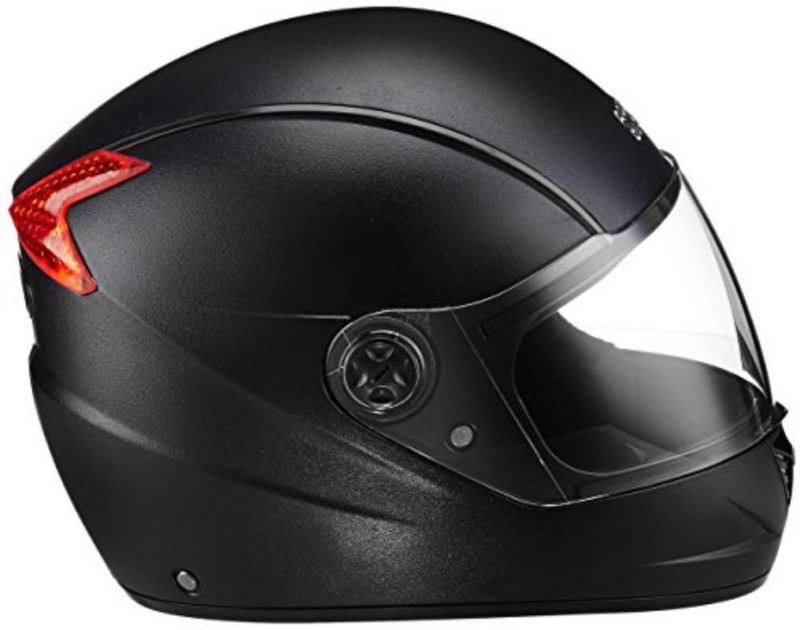 MOTOFLY RIFF Motorbike Helmet(Black)