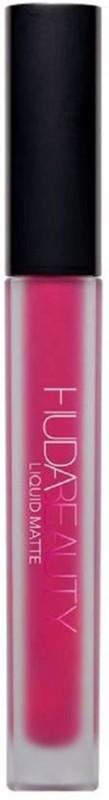 huda Liquid Matte Lipstick- Video Star(pink)