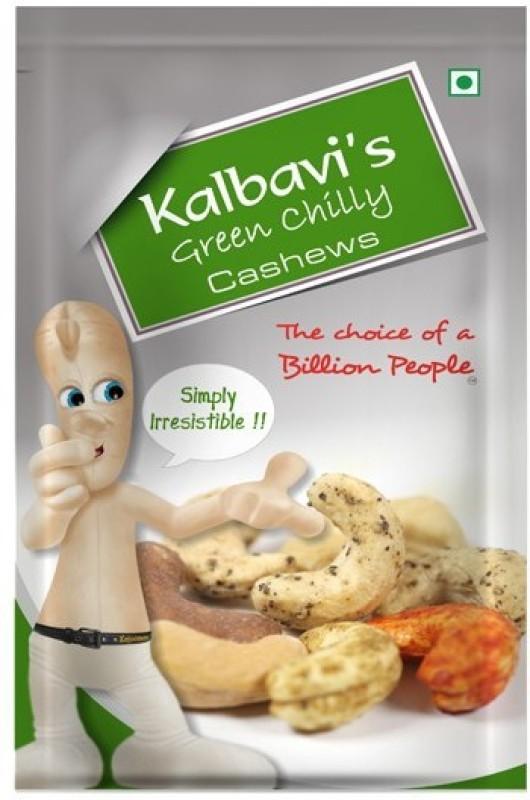 Kalbavi Cashews Green Chilly Cashews(50 g)
