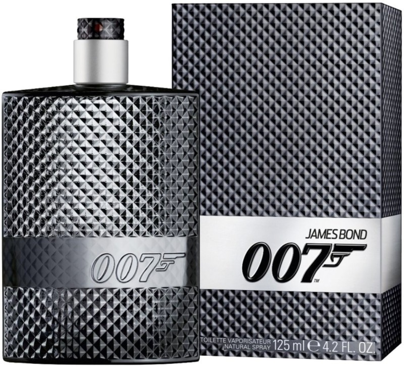 007 james bond James Bond For Men Eau De Toilette natural spray 125 ml/4.2oz Eau de Toilette - 125 ml(For Men)
