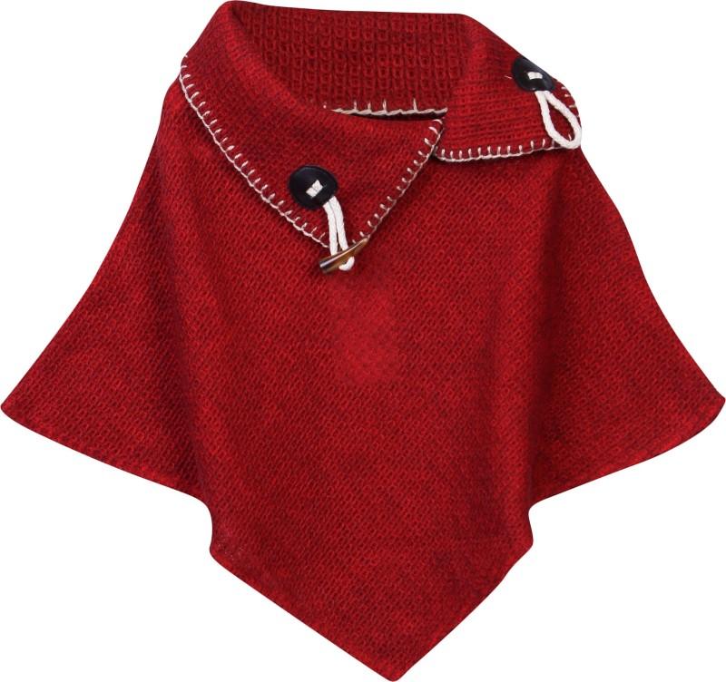 LilPicks Woolen Poncho