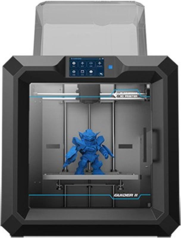 think3D Flashforge Guider II Multi-function Printer(Black)