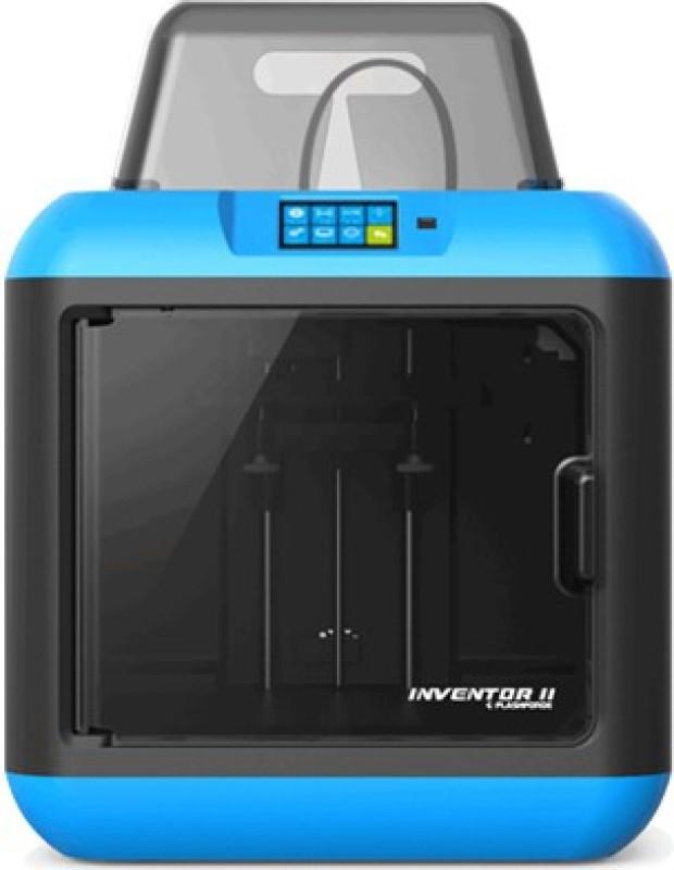 think3D Flashforge Inventor II Multi-function Printer(Black)