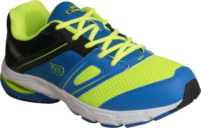 Campus Campus VEEDEE Sky Bk F.Grn Men Running Shoes Running Shoes For 7aa42f72d