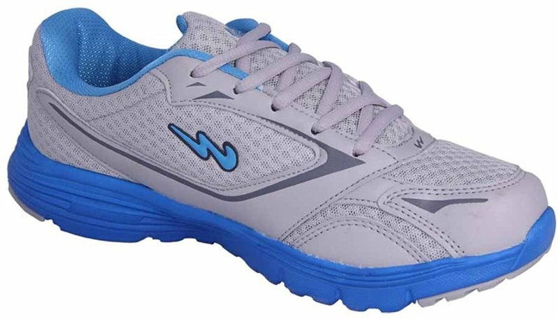 Campus AXEL Running Shoes For Men(Grey)