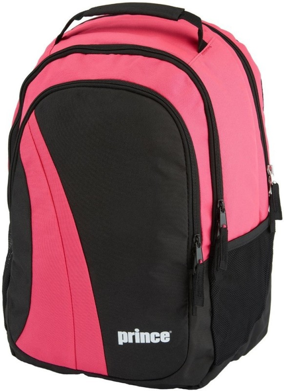 Prince Club Collection BackPack - Black/Pink Club Collection BackPack(Pink, Backpack)