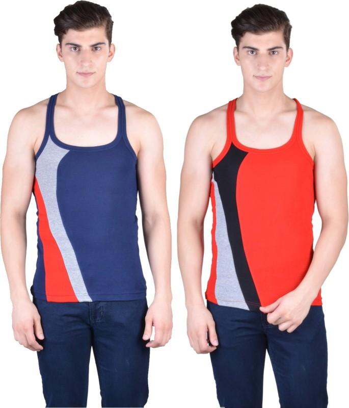Force Go Wear Mens Vest(Pack of 2)