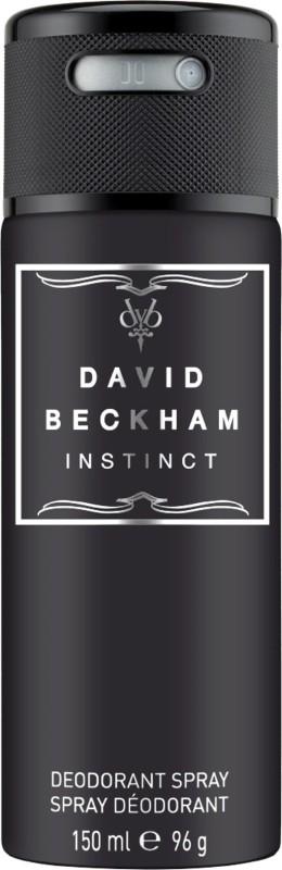David Beckham Instinct (New) Deodorant Spray - For Men(150 ml)