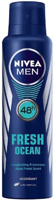 Nivea fresh ocean Body Spray - For Men(150 ml)