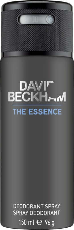 David Beckham The Essence Manhood (New) Deodorant Spray - For Men(150 ml)