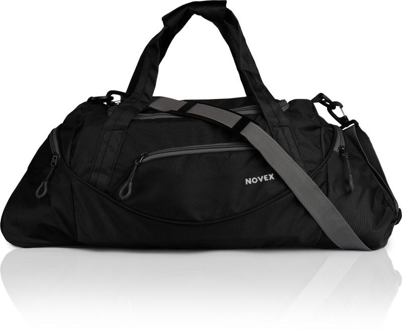 Novex Lite 2 Travel Duffel Bag(Black)
