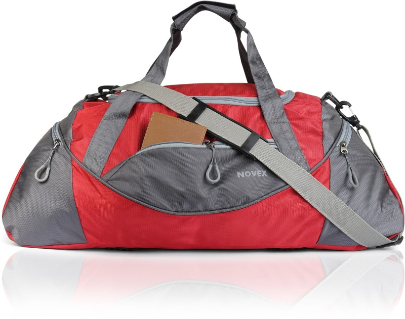 Novex Lite 2 Travel Duffel Bag(Red)