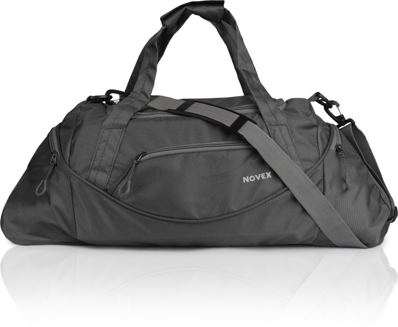 Novex Lite 2 Travel Duffel Bag(Grey)