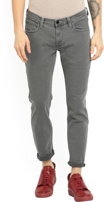 Lee Skinny Mens Grey Jeans