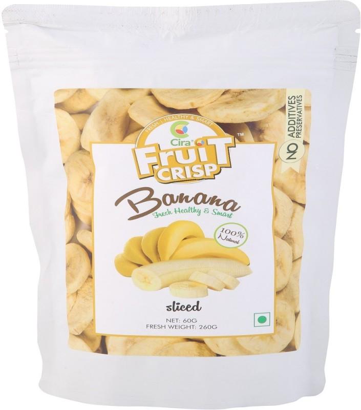 Cira BANANA FRUIT CRISP Bananas(60 g)