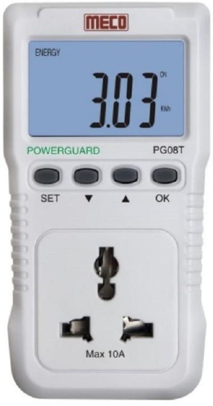 Meco Meco PG08T Energy Meter, Energy Metering, Power Guard, Monitor, Kill A Watt Digital Voltage Tester Digital Voltage Tester