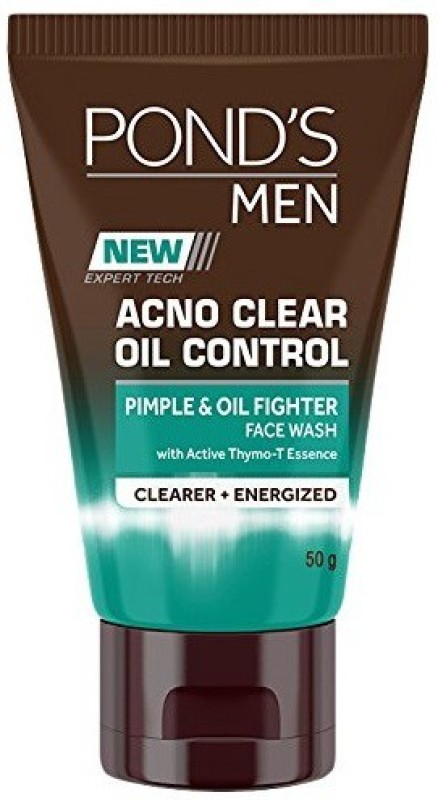 Ponds Men Acno Clear Oil Control Face Wash 50g Face Wash(50 g)