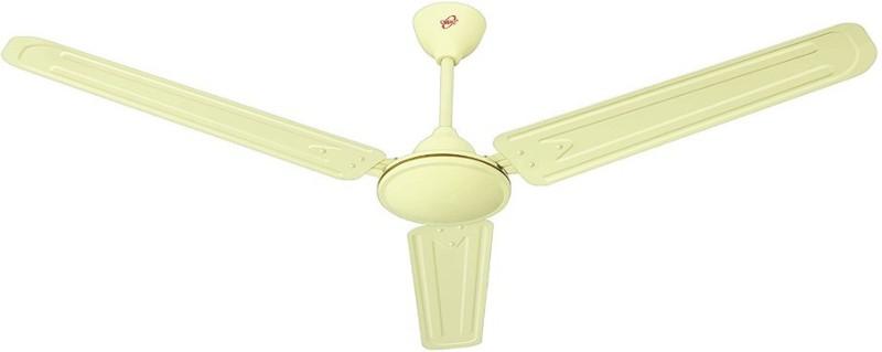 Orpat Flora 3 Blade Ceiling Fan(Ivory)