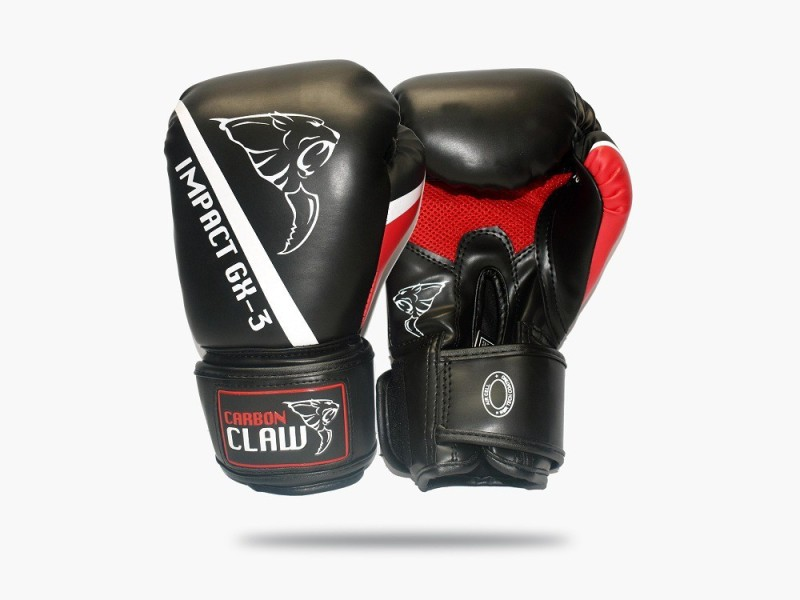 CARBON CLAW CC-003 Boxing Gloves (L, Black)