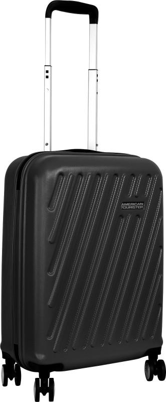 American Tourister Hypercube Cabin Luggage - 22 inch(Black)