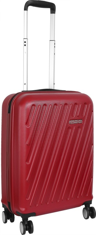 American Tourister Hypercube Cabin Luggage - 22 inch(Red)