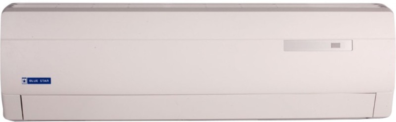 Blue Star 1 Ton 3 Star BEE Rating 2018 Split AC - White(BI/BO/BS-3HW12SATX, Alloy Condenser)