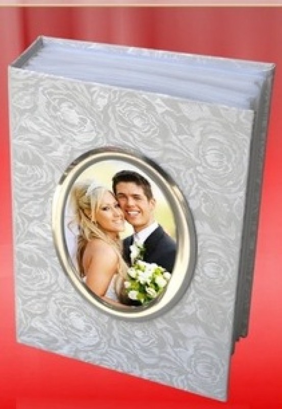 Laps of Luxury Frozen Memories Photo Album of 100 pcs Album(Photo Size Supported: 5X7)