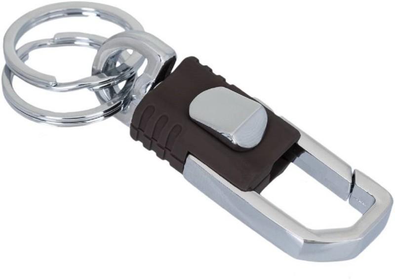 Atabz omeda3713 topnotch brown Locking Carabiner(Multicolor)
