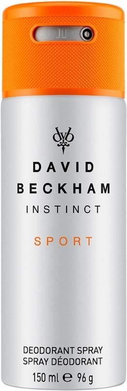 David Beckham Instinct Sport (New) Deodorant Spray - For Men(150 ml)