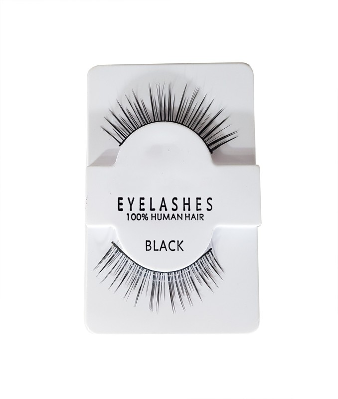 Confidence Eyelashes Premium Quality Makeup Accessories For Party Makeup (Normal)(Pack of 2)