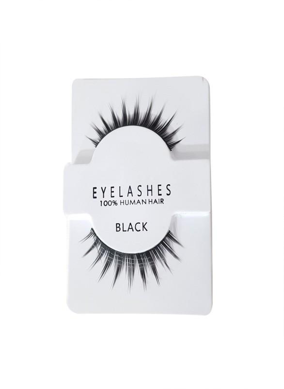Majik Eyelashes For Women And Girls / Eye Makeup Eyelashes For Women & Girls (Medium)(Pack of 2)