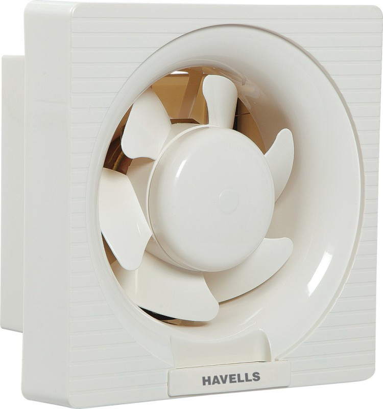 Havells 250 MM FAN VENTIL AIR DX WHITE 6 Blade Exhaust Fan(White)
