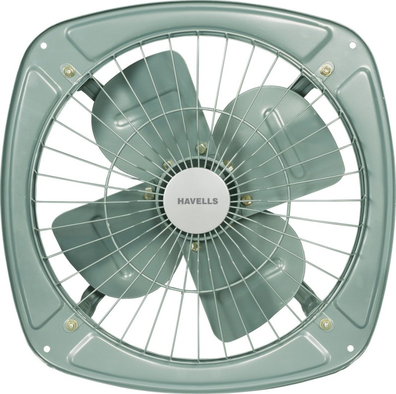 Havells 300 MM FAN VENTIL AIR DB 4 Blade Exhaust Fan(Grey)
