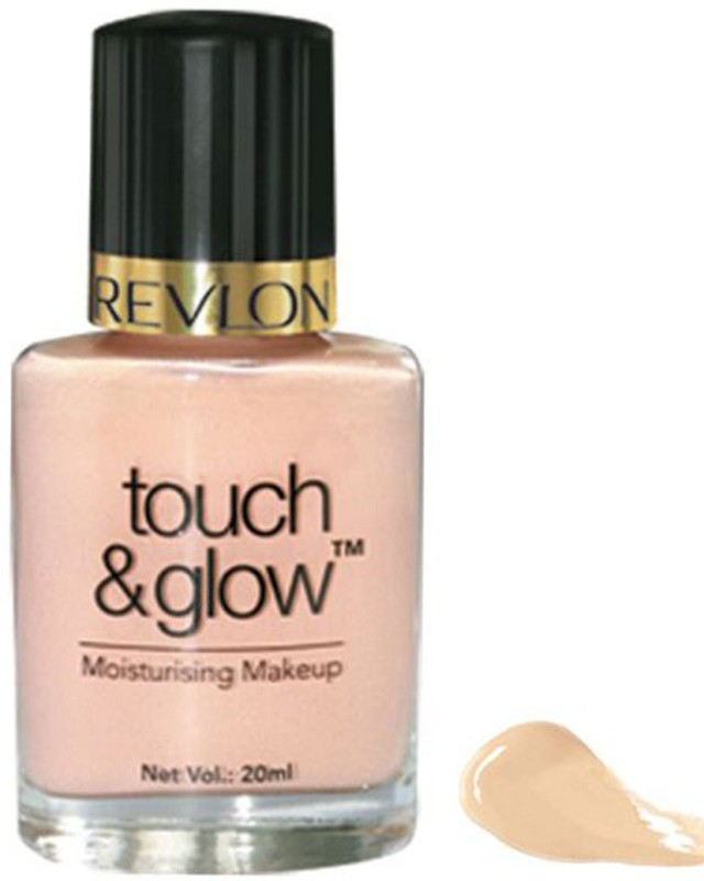 Revlon Touch & Glow (Ivory Mist)Moisturising Makeup Foundation(Ivory, 20 ml)