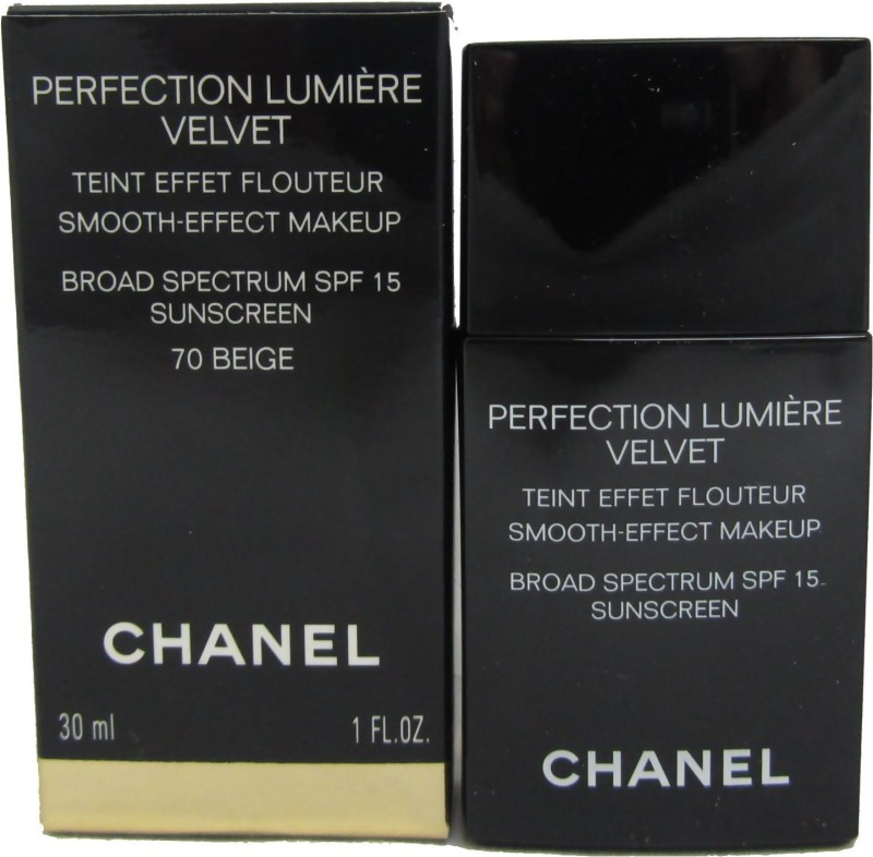 Chanel Perfection Velvet Foundation(Smooth Effect, 30 ml)