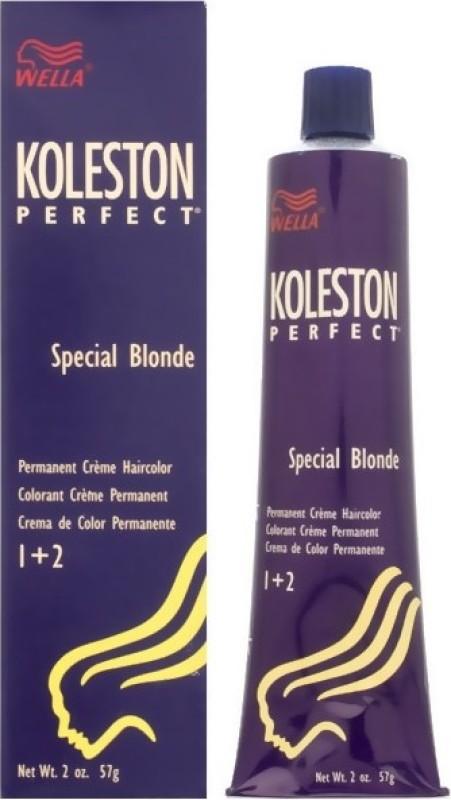 Wella Koleston Hair Color(Special Velvet Blonde)