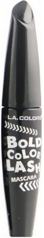 L.A. Colors Bold Color Lash 9 ml(Pure Espresso)