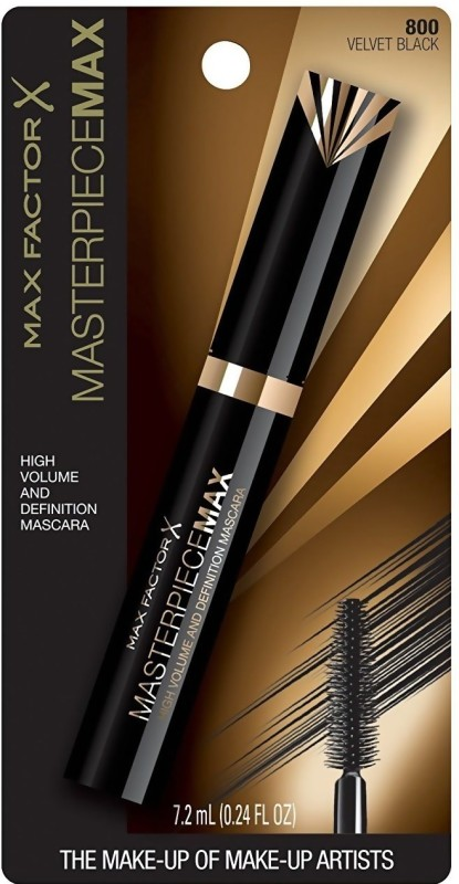 Max Factor Masterpiece Max 7.2 ml(Very Black)