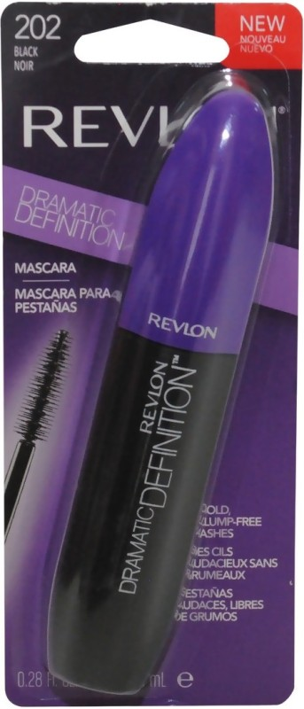 Revlon Dramatic Definition 8 ml(202 Black)