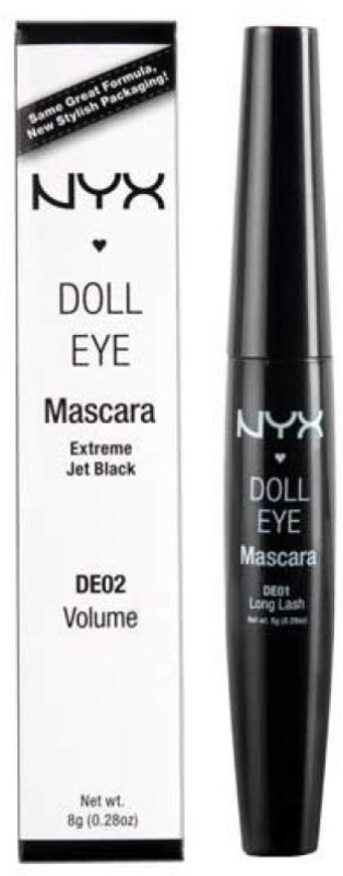 Nyx Doll Eye 8 g(Extreme Jet Black)