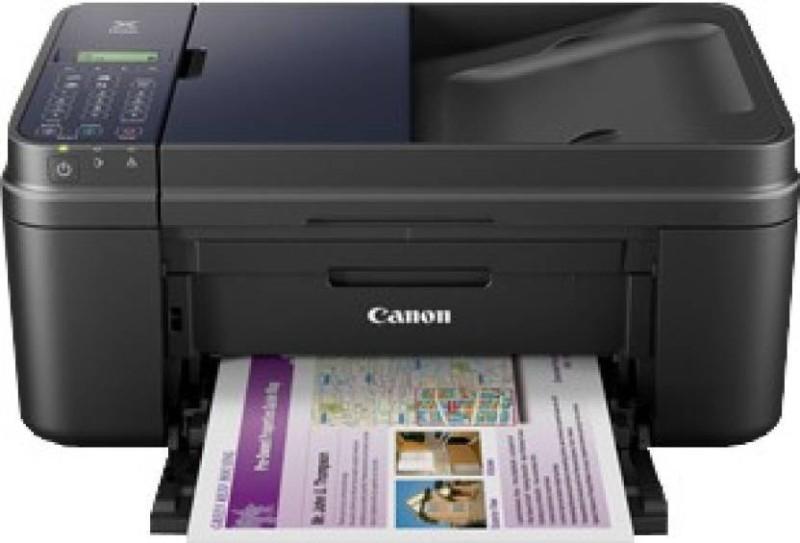 Canon E480 Multi-function Printer(Black)
