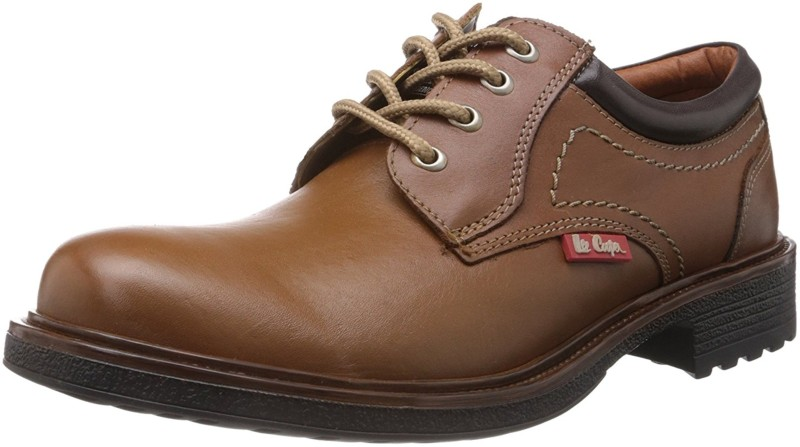 Lee Cooper Men Boots For Men(Tan)