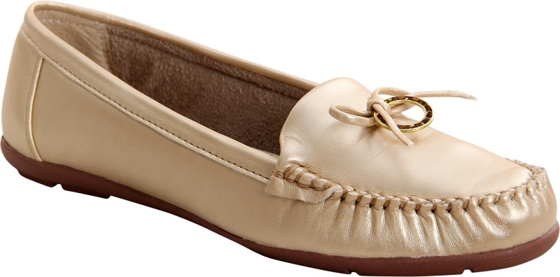 Catbird Loafers For Women(Gold)
