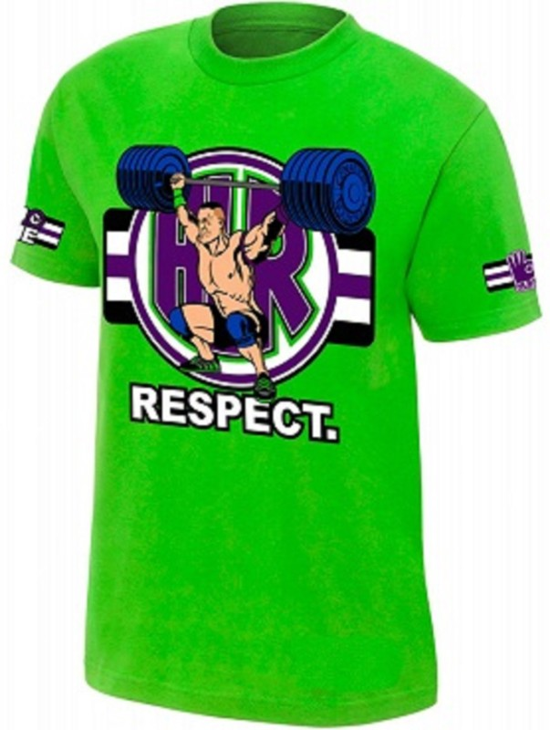 ILYK Graphic Print Men Round or Crew Green T-Shirt