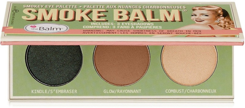 The Balm Smoke Balm Smokey Eye Palette - Volume 2 1 ml(Random)