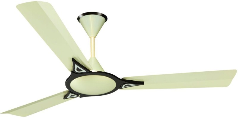 RAMY Aviator 3 Blade Ceiling Fan(Rainbow Ivory)